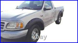 1997-2003 Ford F-150 Rivet Style Fender Flares Smooth Finish NEW Set of 4