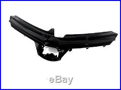 2017 2018 Toyota Corolla LE Front Grill Bumper Lower Grill And Fog Covers Set