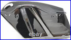 CVO Dual Cut Out Stretched Extended Rear Fender w saddlebags package set 2014 up