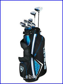 Callaway Strata Mens Complete 2019 Package Set With Stand Bag 12 Piece