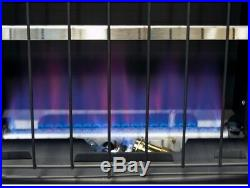House Heater 10,000 BTU Vent Free Blue Flame with Customizable Heat Settings
