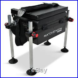 Match Station GTI Sport Canal Seat box + Black Spray and Side Tray Option