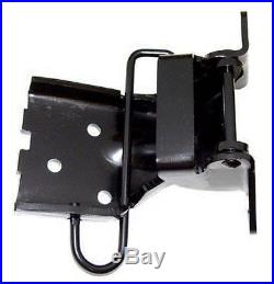 NEW! 1971 1972 1973 Ford Mustang Door Hinges Left Right Upper Lower Set of 4