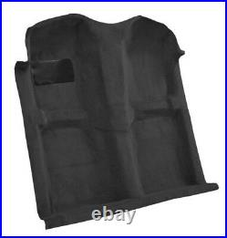 New! 1994 2004 Ford Mustang Black Coupe / Convertible Carpet Set Molded by ACC