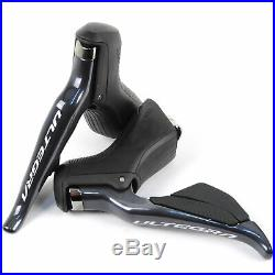 Shimano ST-R8050 Ultegra Di2 2 x 11 Speed Shifter Brake Set Right and Left