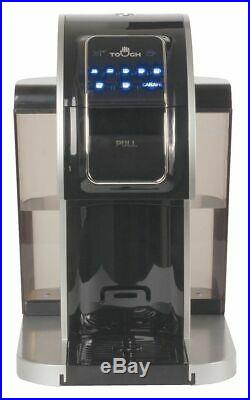 Touch 11-1/2 x 8-3/4 x 14 Coffee Maker with 1 Adjustable Strength Settings